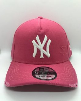 Boné New York Yankees Destroyed (Cores Diversas).