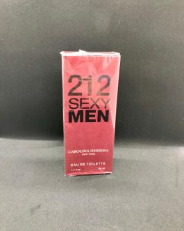 Perfume 212 Sexy Men Carolina Herrera 50ml